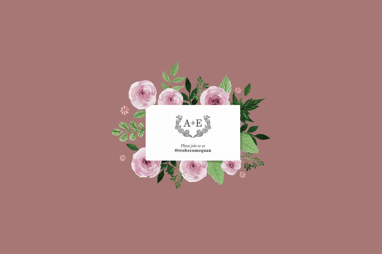 A&E Wedding Cards
